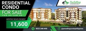 Residential Cover Ikhava Yesithombe se-Facebook template