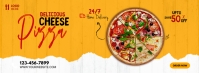 Restaurant ads Facebook Cover Photo template