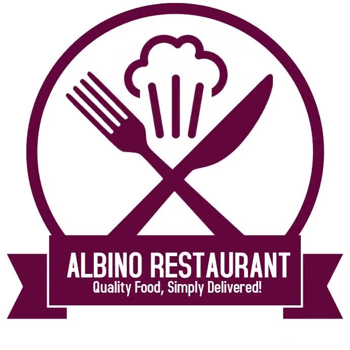 Restaurant Animated Logo Template โลโก้