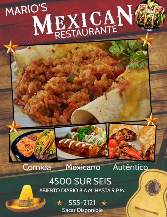 restaurant comida