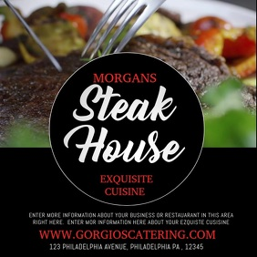Customize 5,350+ Restaurant Flyer Templates | PosterMyWall