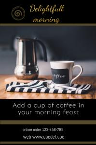 restaurant flyer,coffee shop flyer,small business flyer