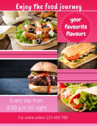 restaurant flyer,poster,small business flyer,poster