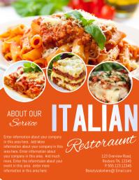 1 770 customizable design templates for restaurant flyers