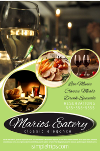 customize 3 470 restaurant flyer templates postermywall