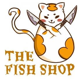 Restaurant logo design template