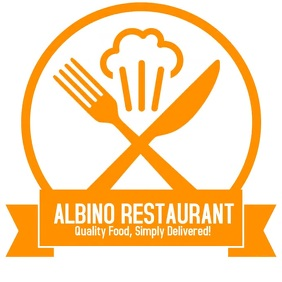 Restaurant Logo Video Template