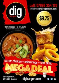 Restaurant Megadeal