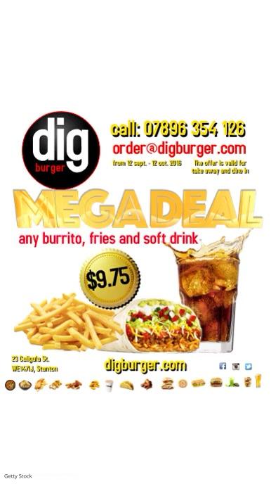 Restaurant Megadeal Video