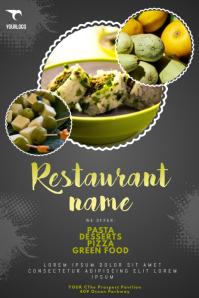 Restaurant Flyer Templates | PosterMyWall