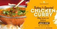 Restaurant Promotion Facebook Post Template