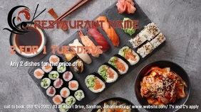 restaurant special