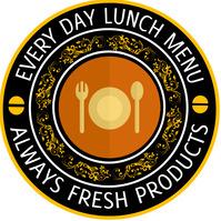 RESTUARANT LOGO Логотип template