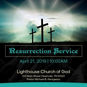 Resurrection Service