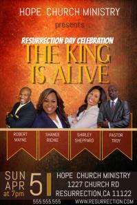 Resurrection Sunday Poster