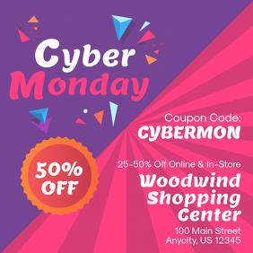 Retail Bright Cyber Monday Ad