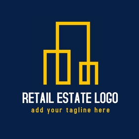 Retail estate logo