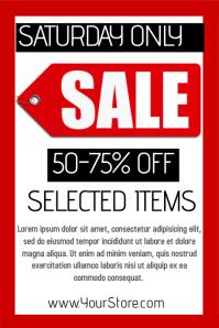 Retail Flyer