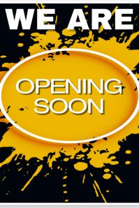 retail opening