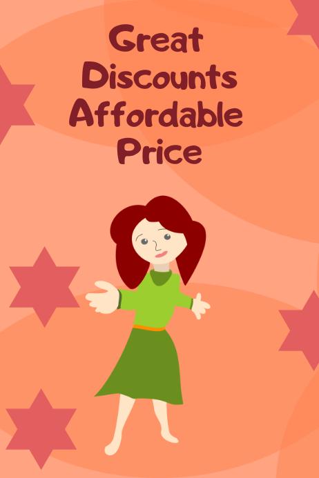 Retail poster