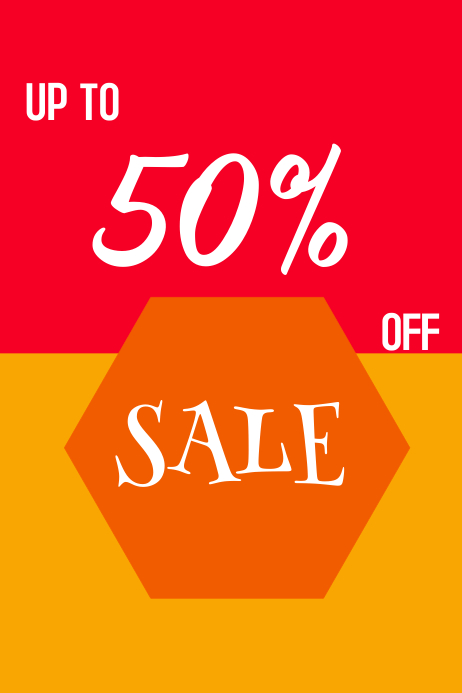 retail sale flyer small business flyer template