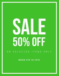 retail sale template