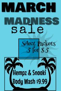 Retail Sales Flyer