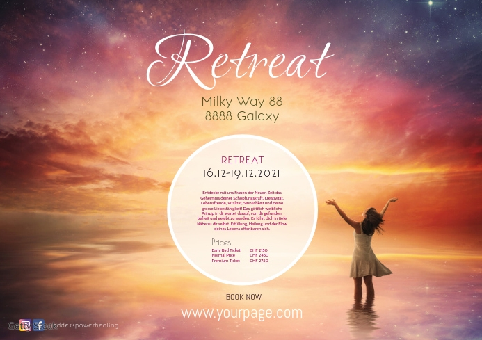 Retreat Spiritual Stars Meditation Soul Yoga