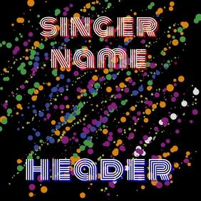 Retro Album Song Cover