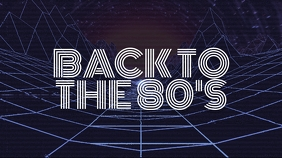 Retro Music Youtube Thumbnail