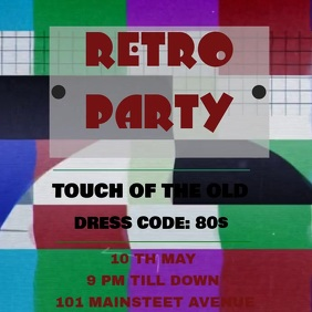 RETRO PARTY VIDEO