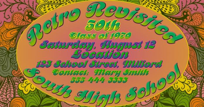 Retro Revisited Class Reunion
