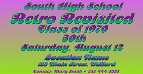 Retro Revisited Class Reunion