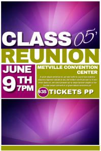 Reunion Flyer