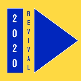 Revival Direction Sign