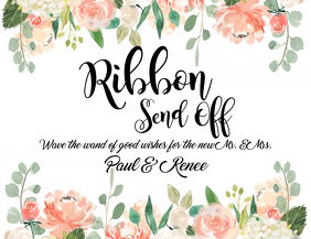 Ribbon Send off