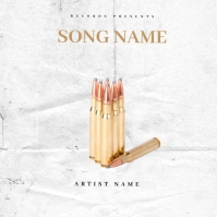 Rich Gang Mixtape Album Cover Art Template Okładka albumu