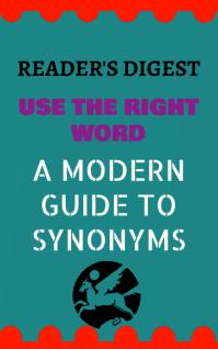 RIGHT WORD BOOK TEMPLATE Sampul Buku