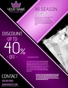 RING STORE SALES EVENT FLYER