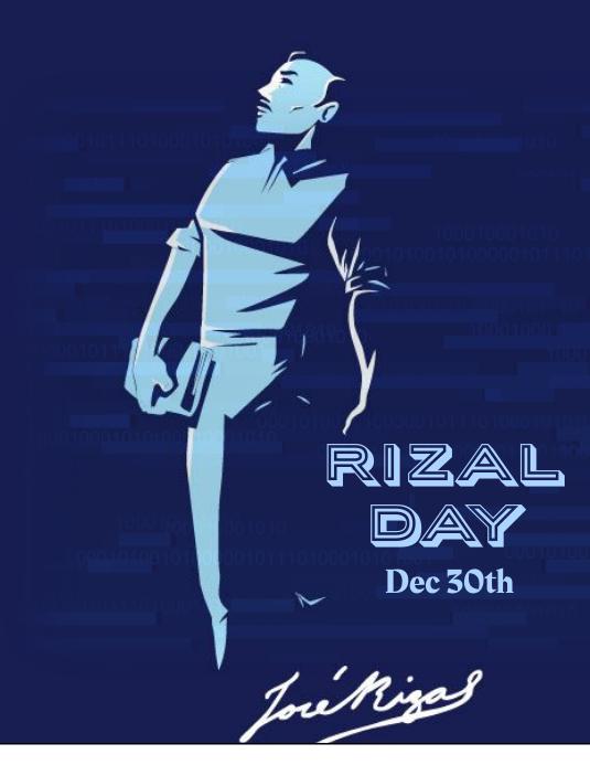 Rizal Day Iflaya (Incwadi ye-US) template