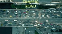 Road,travel, trip, traffic YouTube Thumbnail template