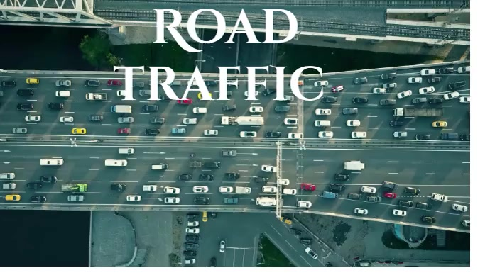 road Foto de Portada de Canal de YouTube template