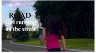 road Фотография обложки канала YouTube template