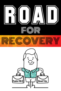 Road Recovery Trip Poster template