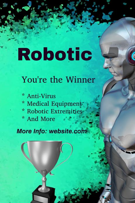 robot template