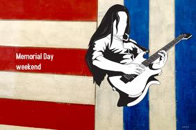 Memorial Day week end ..