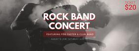 Rock Band Concert Ticket Template