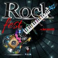 Rock Fest Template