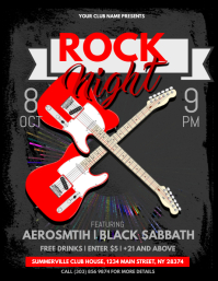 Rock Night Flyer