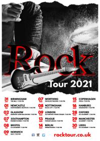 Rock Tour Poster